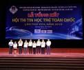Kết quả thi chọn thí sinh vào Vòng Sơ khảo Quốc gia, Hội thi Tin học trẻ toàn quốc lần thứ XXVI - 2020