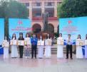 Triển khai Phần thưởng Nữ sinh viên tiêu biểu trong lĩnh vực khoa học công nghệ