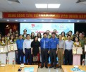 Lễ trao Giải thưởng Quả Cầu Vàng và Phần thưởng Nữ sinh viên tiêu biểu trong lĩnh vực KHCN năm 2019
