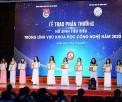 Phát động Phần thưởng Nữ sinh viên tiêu biểu  trong lĩnh vực Khoa học công nghệ năm 2021